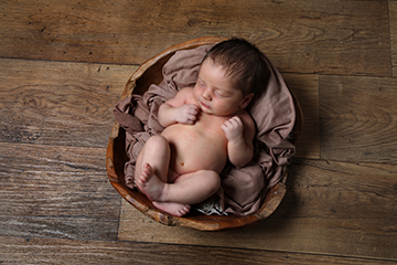 Sleepy Newborn Photoshoots